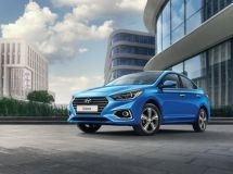 Hyundai Solaris became the best-selling brand in Russia in June