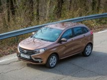 The LADA XRAY sales grow for the first time in 4 months