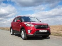 Crossovers and SUV take over a half of Moscow market