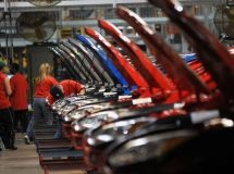 Passenger car production in June remains at last year's level