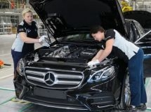 The Russian Mercedes-Benz plant will switch to two-shift operation in September