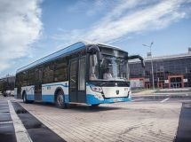 GAZ Group will supply electric buses to Vladivostok