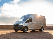 GAZelle Next remains the best-selling model in the Russian LCV market
