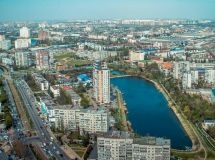 In Krasnodar, sales of used cars grew by 3%