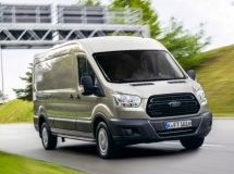 Ford Transit remains the best-selling foreign LCV model in Russia