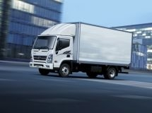 New Hyundai Mighty truck enters the Russian market