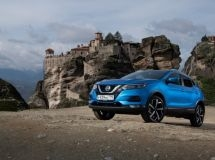 Nissan Qashqai became the most popular crossover in the Moscow market in August