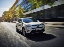 Toyota RAV4 became the bestseller of the brand in Russia in August