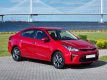 Kia Rio became the market leader in the Far East in August