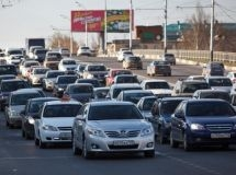 Foreign cars occupy more than 62% of the Russian park of cars