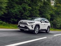 There were announced prices for the new generation Toyota RAV4