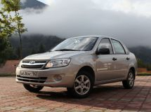 Lada Granta became the best buy model in Russia in September