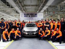 Volvo began to produce the elongate S60 in China