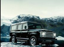 Jaguar Land Rover presents a special version Defender Rockwall in Russia