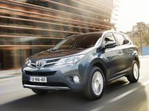 Toyota expects the further growth in the Russian SUV segment