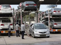 Imports of passenger cars decreased by 17% in Russia in 2013