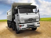 KAMAZ is considering the possibility of truck assembly in China
