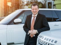 Jaguar Land Rover has extended the term of office of Frank Witteman at the head of the Russian representation