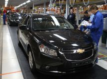 Demand for cars of St. Petersburg assembly fell by 6% in the I half