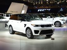 Range Rover Sport SVR will be available for order from October