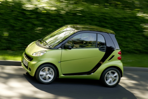 Autostat sales of mini cars smart started in russia for Mercedes benz smart fortwo