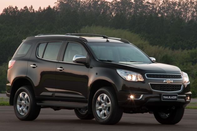 2015 Chevy Trailblazer Of chevrolet trailblazer