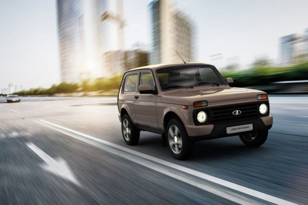 AUTOSTAT | Lada 4x4 has become a leader in the crossover segment