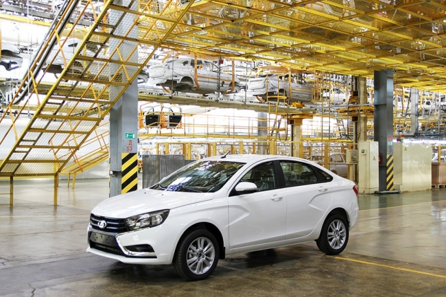 AUTOSTAT | Lada Vesta gets three variants of transmission