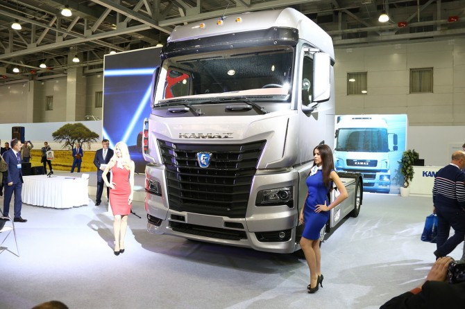AUTOSTAT | KAMAZ will start the production of a new truck ...
