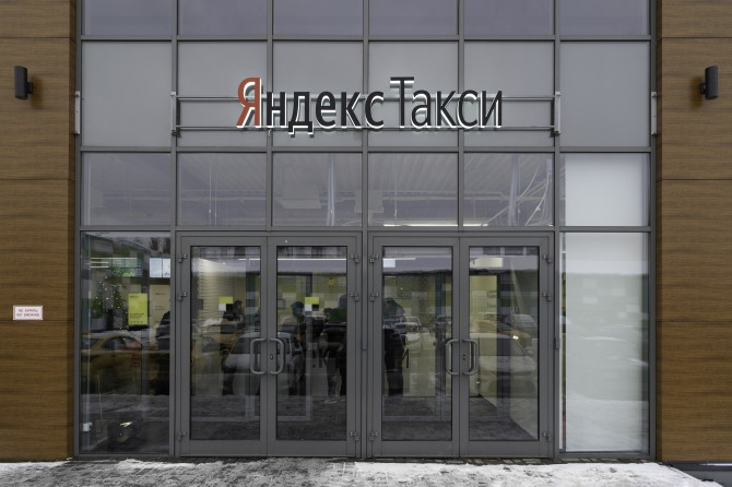AUTOSTAT | Yandex Taxi opened the largest center for drivers