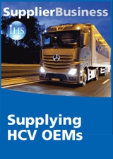 Supplying HCV OEMs Report
