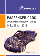 Passenger cars component manufacturers in Russia