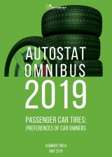 AUTOSTAT OMNIBUS - 2019 Passenger car tires: preferencesof car owners (summer tires)