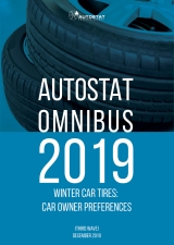 AUTOSTAT OMNIBUS-2019. Winter Car Tires: Car Owner Preferences (Third Wave)