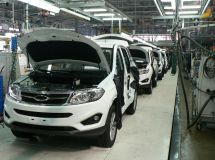 "It was started the production of Chery cars at ""Derways"""