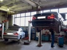 Independent service stations in Russia occupy the third part of car service
