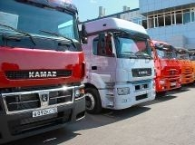 KAMAZ starts the truck assembly at Azerbaijan