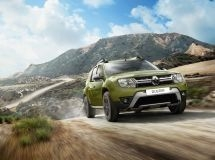 Renault starts production of the updated Duster in Russia