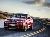 BMW starts assembly of X4 crossover at Avtotor facilities