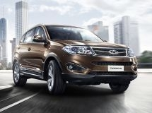 Chery adds options to Tiggo 5 crossover