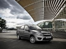 Lada Granta gives its positions to foreign cars