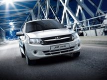 AVTOVAZ is working on restyling of Lada Granta and Kalina