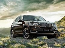 BMW X5 shows the sales growth in Russia