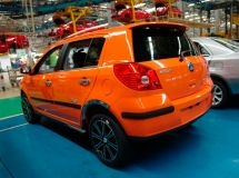 Geely MK Cross leaves the Russian market