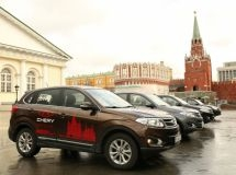 Chery sold more than 150 thousand cars in the Russian market for 10 years