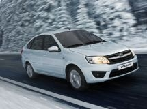 Lada Kalina and Granta will get the hill assistance function