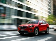 Mazda CX-5 occupies two-thirds in the Russian sales of brand