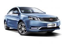 Geely Emgrand EC7 remained the best-selling Chinese sedan in Russia