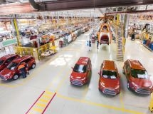 Ford Sollers began the installation of Russian engines for cars EcoSport
