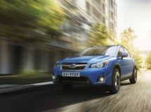 Updated Subaru XV comes to the Russian market in March
